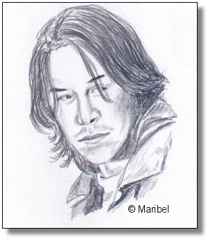 Matt from River's Edge by Maribel
