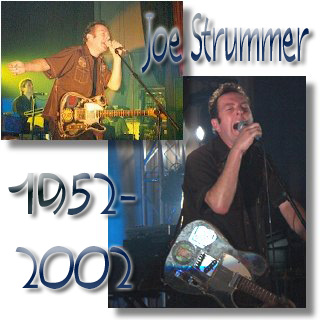 Joe Strummer-strummersite.com
