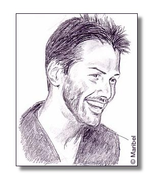 Keanu by Maribel