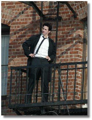 Keanu as John Constantine