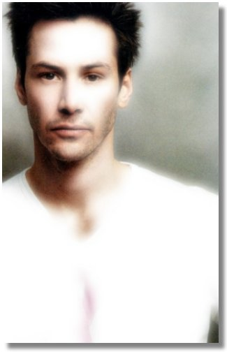 this is an edited version of the photo Keanu did for pink ribbon magazine in support of breast cancer research. click to go to nbcf.org