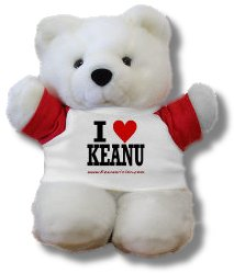 By this cute bear and more at keanuvision's store