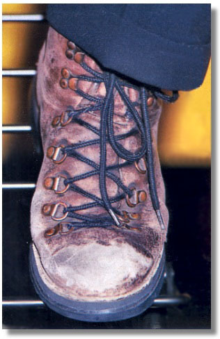 The footwear we fetishize - Thank you to Wrygrass for this scanned pic