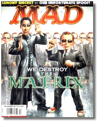 Mad cover from Club-Keanu via Keanuweb