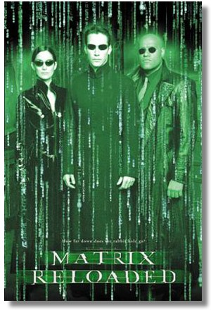 reloaded poster