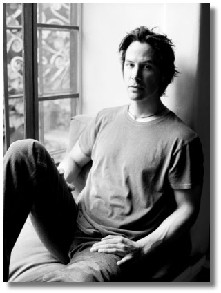 Photo by ADC - from Sweet Keanu's blog via Keanuette