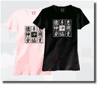 angelwear t-shirts