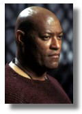 Laurence Fishburne as Morpheus