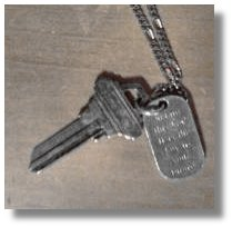 NOT AN AUTHENTIC KEY